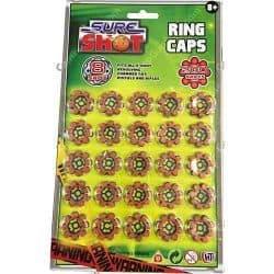 Sureshot 8 ring caps 200